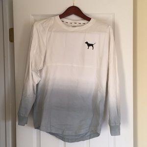 Ombré pullover